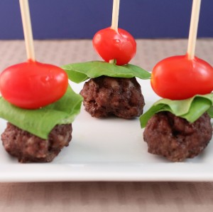 Bacon Meatballs (Low Carb and Gluten Free)