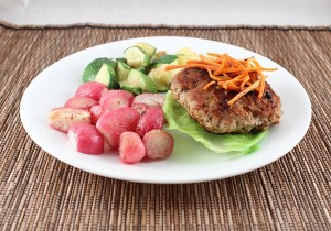 Whole30-Day 29 and Pork Burgers