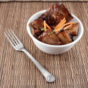 Slow Cooker Beef Short Ribs (Low Carb and Gluten Free)