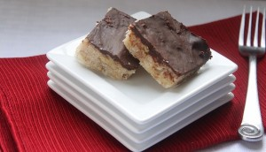 World Diabetes Day and Low Carb German Chocolate Cake Bars