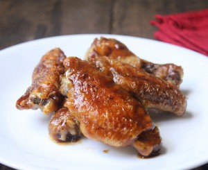 Teriyaki Chicken Wings (Low Carb and Paleo)