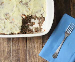 Days 2 & 3 and #Whole30 Cottage Pie (Low Carb and Paleo)