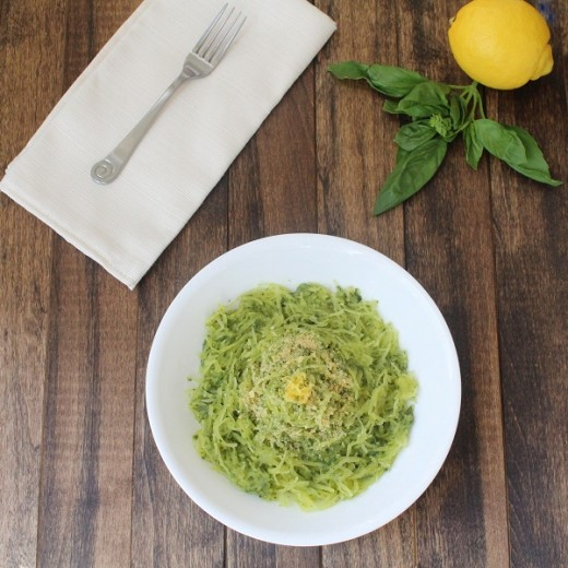 "Days 15-16 and #Whole30 Pesto ""Noodles"" (#LowCarb and #Paleo)"