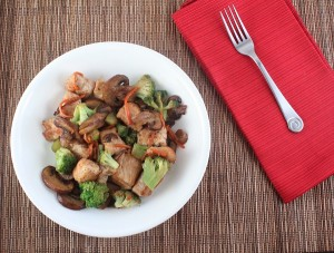 Days 10 & 11 and #Whole30 Pork Stir Fry (Low Carb and Paleo)
