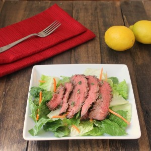 Days 19-21 and #Whole30 Marinated Flank Steak (Low Carb and Paleo)