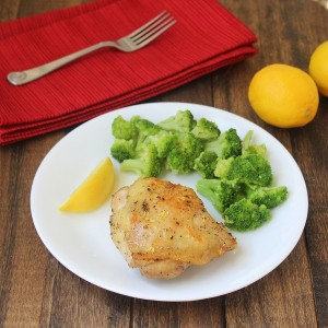 Days 29-30 and #Whole30 Lemon Pepper Chicken