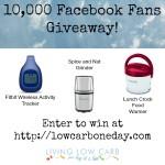 10,000 FB Fans giveaway