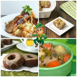 St. Patrick's Day Recipe Round Up