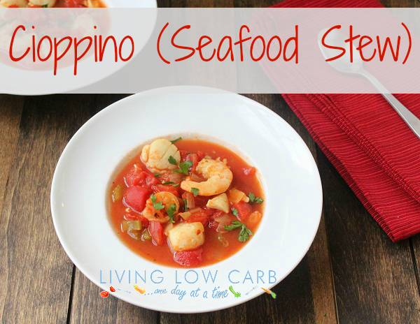 Cioppino Seafood Stew Holistically Engineered