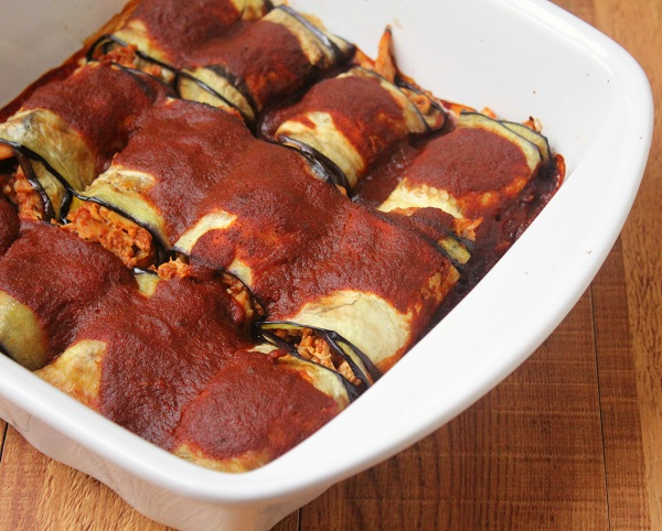 Chicken Fajita Rolls (Low Carb and Paleo) - Holistically Engineered
