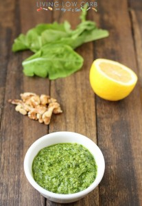 Arugula Pesto and Why You Should Eat More Arugula