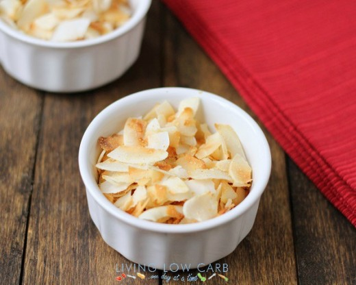 Coconut Chips Two Ways and Why You Should Add Coconut to Your Diet