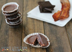 Chocolate and Bacon Candies (Low Carb and Paleo Friendly)