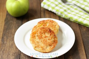 Paleo Fried Green Tomatoes (Low Carb)