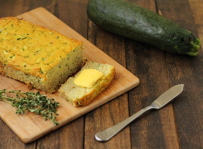 Savory Zucchini Bread Recipes — Dishmaps