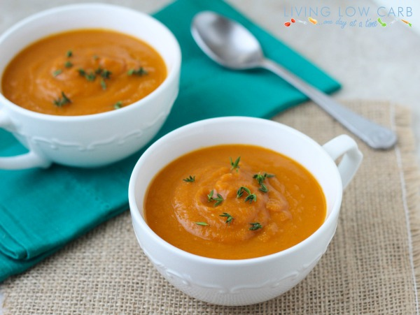 Five Ingredient Pumpkin Soup_2