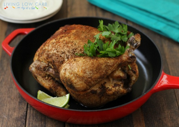 five ingredient fridays southwest ranch chicken_2