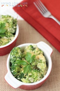 "Broccoli and ""Rice"" Casserole"