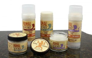 GIVEAWAY: 3-Pack Primal Pit Paste Natural Deodorant–$29 Value