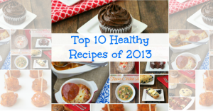 Top 10 Healthy Recipes of 2013