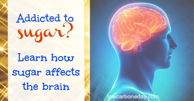 Addicted to Sugar? Learn How Sugar Affects the Brain - Holistically ...