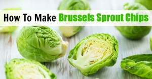 How to Make Brussels Sprout Chips