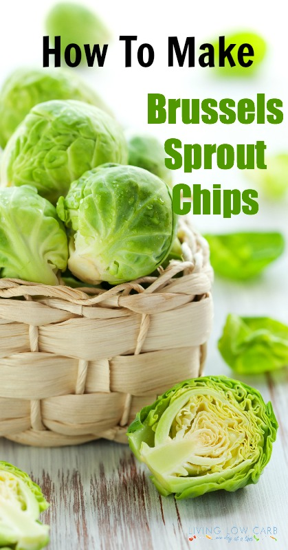 How To Make Brussels Sprout Chips_