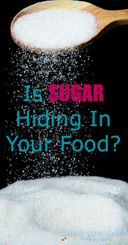 Is Sugar Hiding In Your Food?  Learn About Hidden Sources of Sugar | holistically.wpengine.com