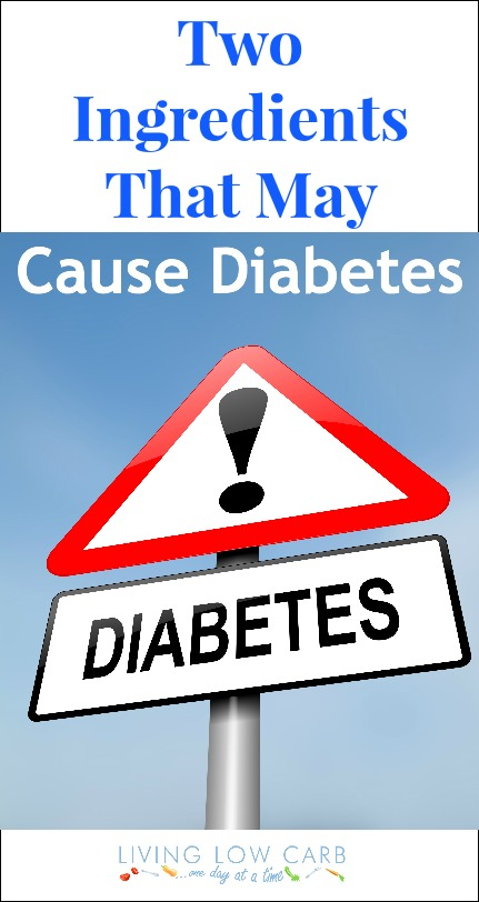 Two Ingredients That May Cause Diabetes_diet food