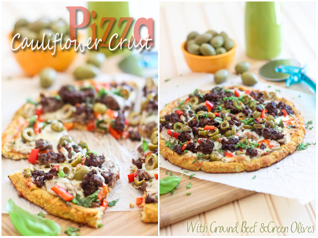 Cauliflower-Crust-Pizza-Ground-Beef