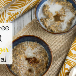 Grain Free Instant Brown Sugar Noatmeal