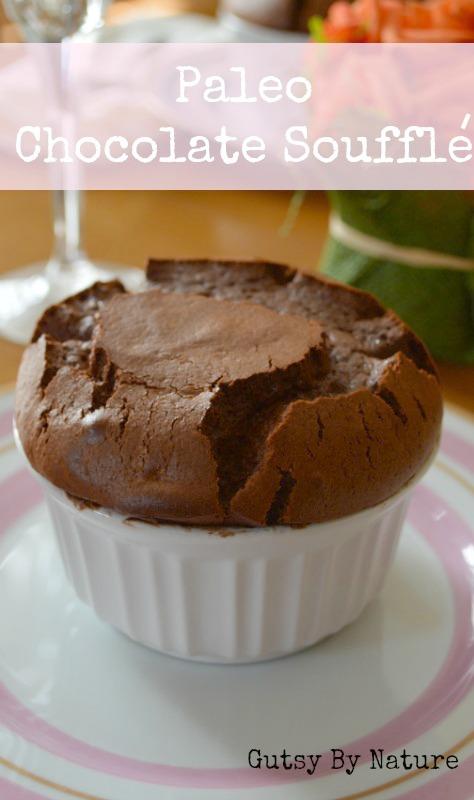 Paleo Chocolate Souffle   holistically.wpengine.com