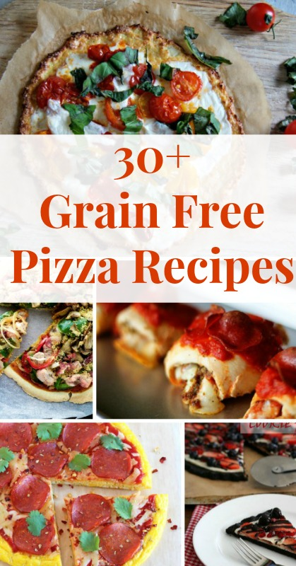 The Best Grain Free Pizza Recipes_