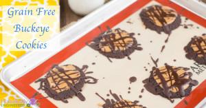 Grain Free Buckeye Cookies
