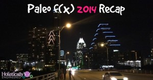 Paleo f(x) 2014 Recap
