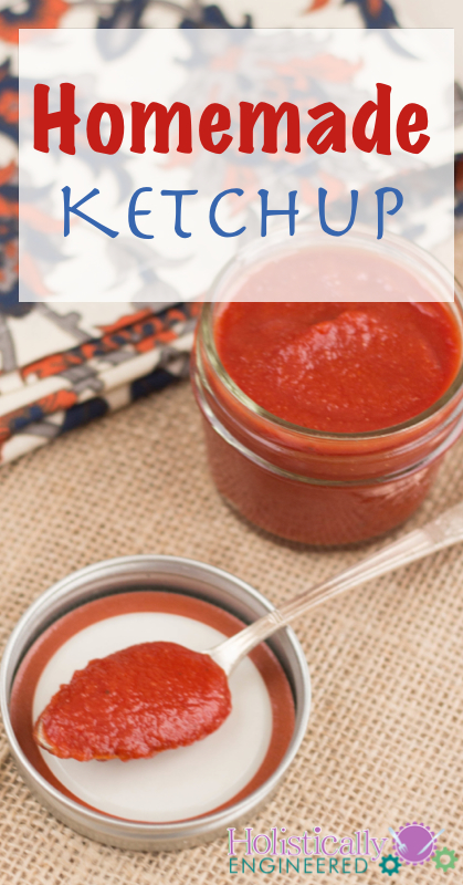 Easy Homemade Ketchup (Paleo, Whole30, No Sweetener Added ...