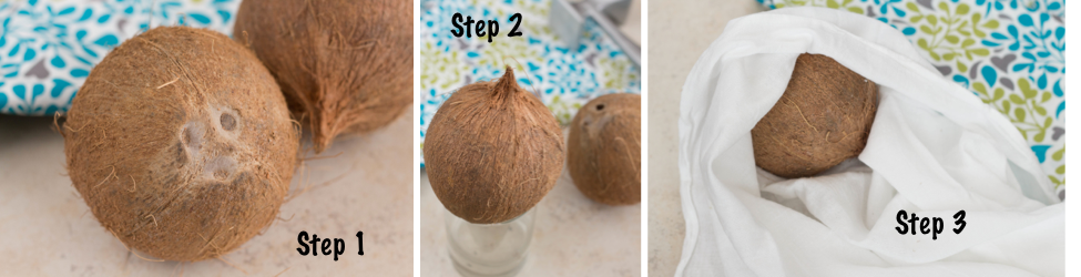 How to Use a Whole Coconut