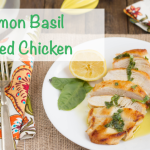 Paleo Lemon Basil Grilled Chicken .001
