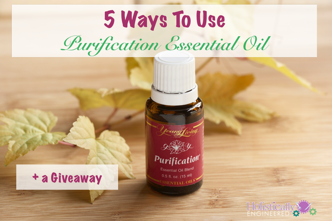 5 Ways to Use Purification Essential Oil .001