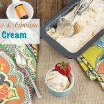 Low Carb Orange & Cream Ice Cream