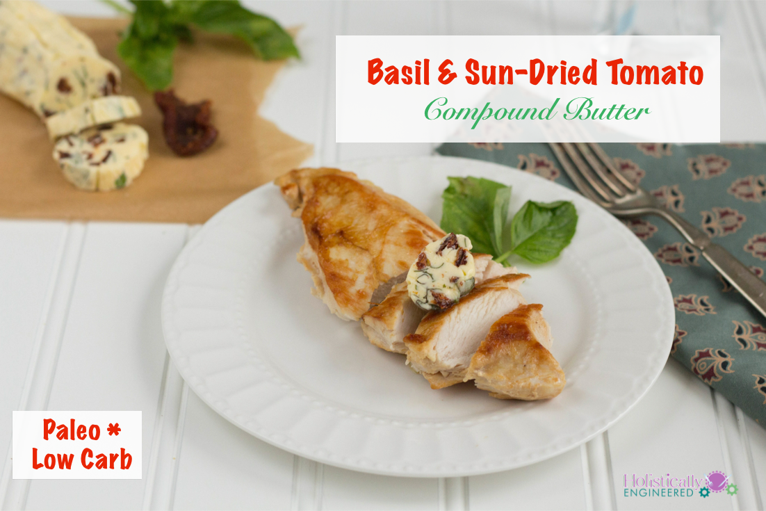 Basil and Sun-Dried Tomato Compound Butter_.001