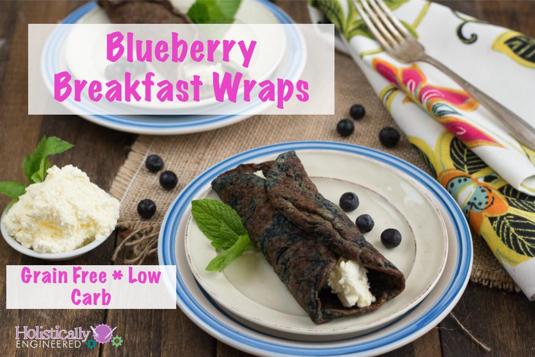 Grain Free Blueberry Breakfast Wraps.001