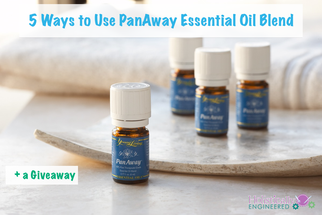 Ways to Use PanAway Essential Oil.001