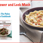 Paleo Cauliflower and Leek Mash