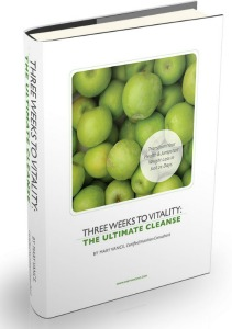3 Weeks to Vitality: The Ultimate Cleanse