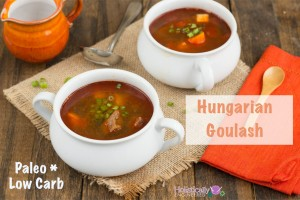 Hungarian Goulash (Paleo and Low Carb)