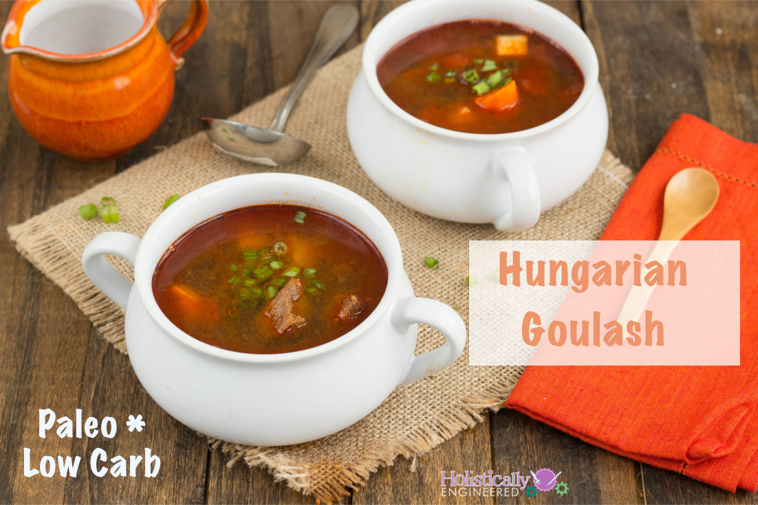 Paleo Hungarian Goulash
