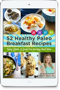 52 Paleo Breakfast Recipes