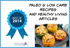 Best of 2014 (Paleo and Low Carb)