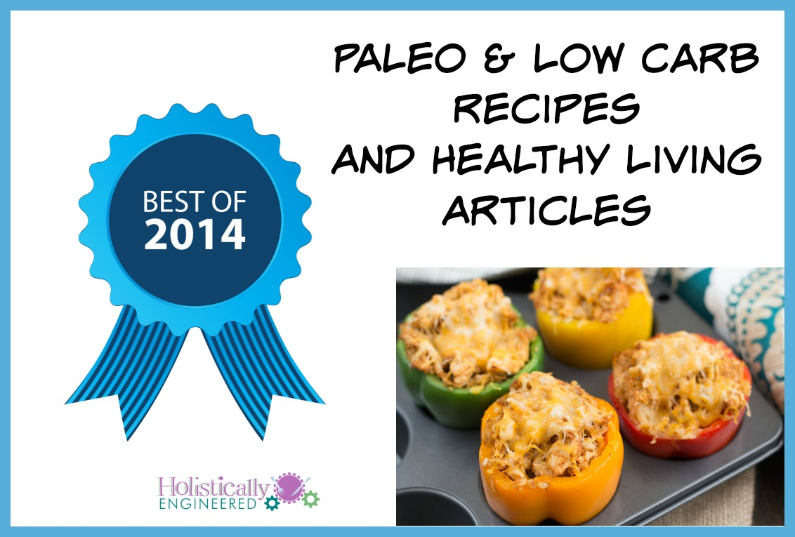 Best of 2014_Paleo and Low Carb Recipes